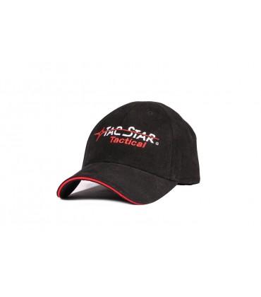 Black Tacstar Cap
