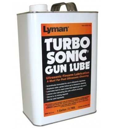 Turbo Sonic Ultrasonic Gun Lubricant