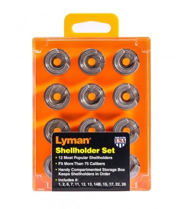 Shellholder Set