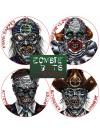 Zombie Dot Targets