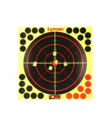 Splatz Reactive Targets