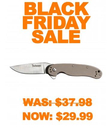 Snare Folding Knife FDE