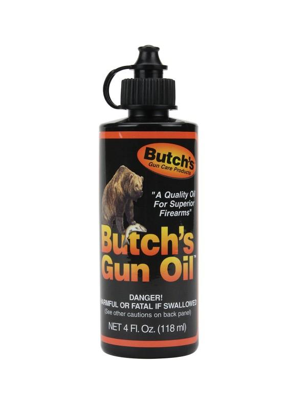 Butch's Gun Oil
