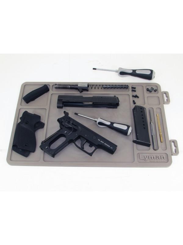 The Essential Gun Maintenance Mat