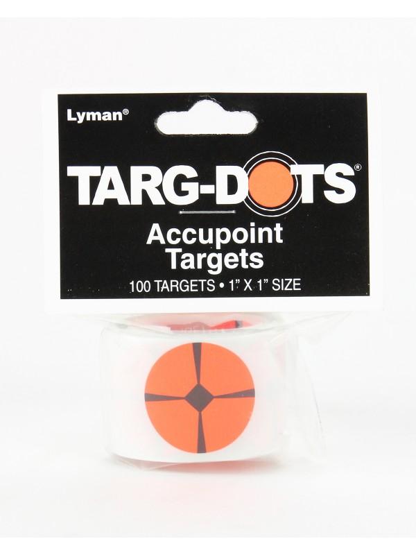 TargDots (AccuPoint Dots)