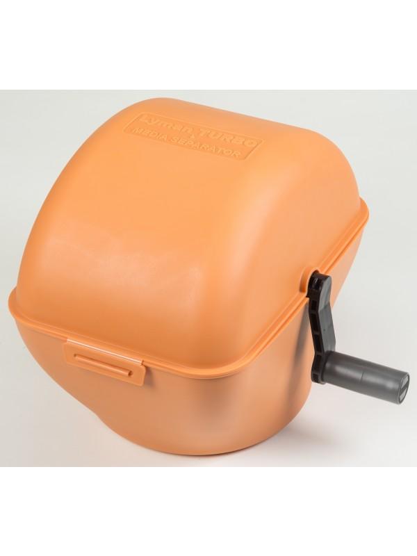 Rotary Case/Media Separator