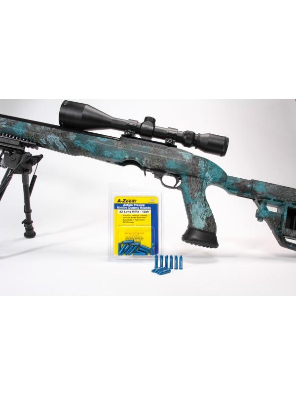 Lyman A-Zoom Dry Fire Snap Caps Rifle Shotgun Pistol Revolver Azoom Dummy Rounds