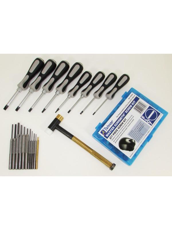 Master Gunsmith Ultimate Gunsmith Tool Kit