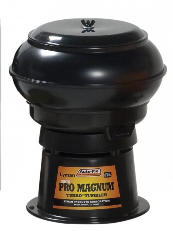 2500 Pro Magnum Auto Flo Tumbler